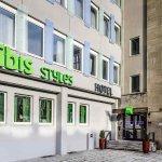 Foto de Ibis Styles Berlin Alexanderplatz