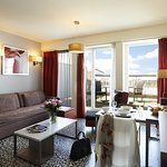 Photo de Aparthotel Adagio Basel City