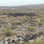 Old ruins of Pony Express Station