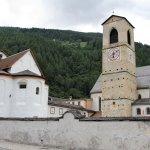 修道院の塔