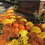 October is beautiful at Cantigny