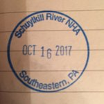 NPS passport stamp available
