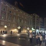 A beautiful plaza