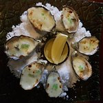 Oyster Special - nicely presented - prize $ 19.00