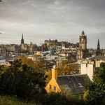 Colton Hill City View, Edinburgh