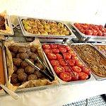 Friday's food market