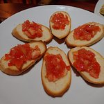 bruschetta - lack of toppings
