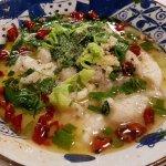 Super yummy boiled fish