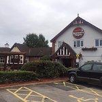 Brewers Fayre near Crewe at Brocklebank
