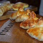 """Вкусненькие пирожки с ливером на завтрак в """"Гопаке""""!"""