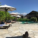 This is the most peaceful, relaxing resort in Pokhara. Devine