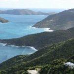 Isla de Tórtola. Antillas Menores.