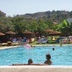 piscine/transats