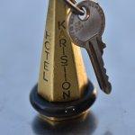 Schlüsselanhänger-Kunst