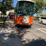 Foto di Old Town Trolley Tours of Washington DC