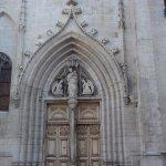 Notre-Dame de Dole - Portail côté nord