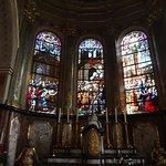Notre-Dame de Dole (vitraux Sainte-Chapelle)