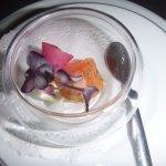 Mise en bouche - Saumon/wasabi