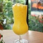 Beverages (Mango smoothy)