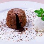Шоколадный тортино (320 Р)