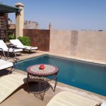 Our Riad in Marrakech with AzulAventuras