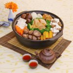 House Special Vege Poon Choi