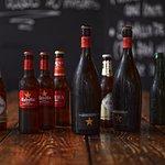 Cerveza selection
