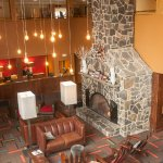 The Grand Summit Hotel lobby is the perfect way to check-in and relax.