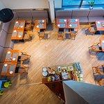 Foto de Qubus Hotel Zielona Góra Restaurant
