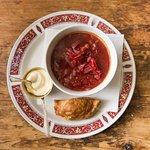 Borshch Soup