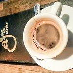 watery espresso