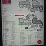 Map of nearby Stratford Square Mall