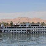 صورة فوتوغرافية لـ المراكب النيلية العائمة-سهرة عشاء