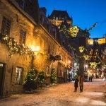 Holidays in Québec City