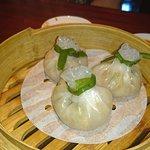 Lotus dumpling.
