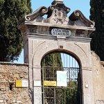 Entrada por Via Ardeatina