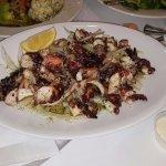 Very tasty octopus dish