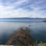 Photo of Lake Ohrid