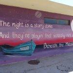 Matala Town where Jonie Mitchel wrote Carey