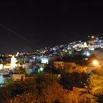 Lindas vistas da cidade - e de noite