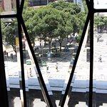 Visão da praça