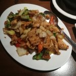 Tasty, fresh and reasonable dinner! China Garden is like a hidden gem in Moss! Do your self a fa