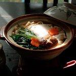 Nabeyaki Udon - Winter special dish!