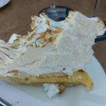 Lemon Meringue pie, The Best! Fillet of John Dory!