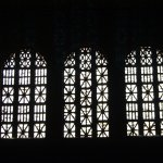 Windows in Santa Sabina