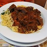 This is the Goulash dinner special.