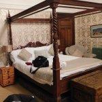 Big room big bed