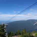 Grouse Mountain Skyride Foto