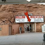 Convenient Store in a Rock!