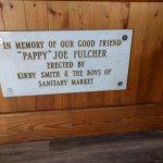 Pappy Joe was a local character and faithful friend